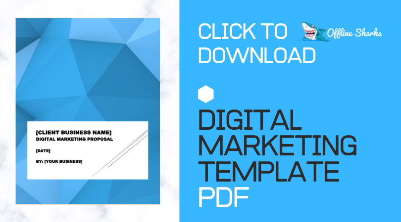 DIGITAL MARKETING TEMPLATE PDF FREE DOWNLOAD