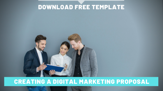 HOW TO WRITE DIGITAL MARKETING PROPOSAL TEMPLATE DOWNLOAD