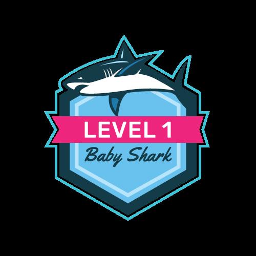 Level 1 - Baby Shark