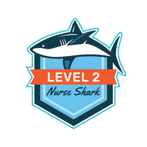 Level 2 - Nurse Shark