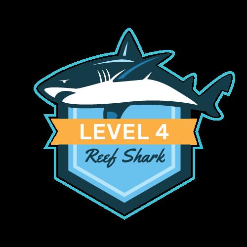 Level 4 - Reef Shark