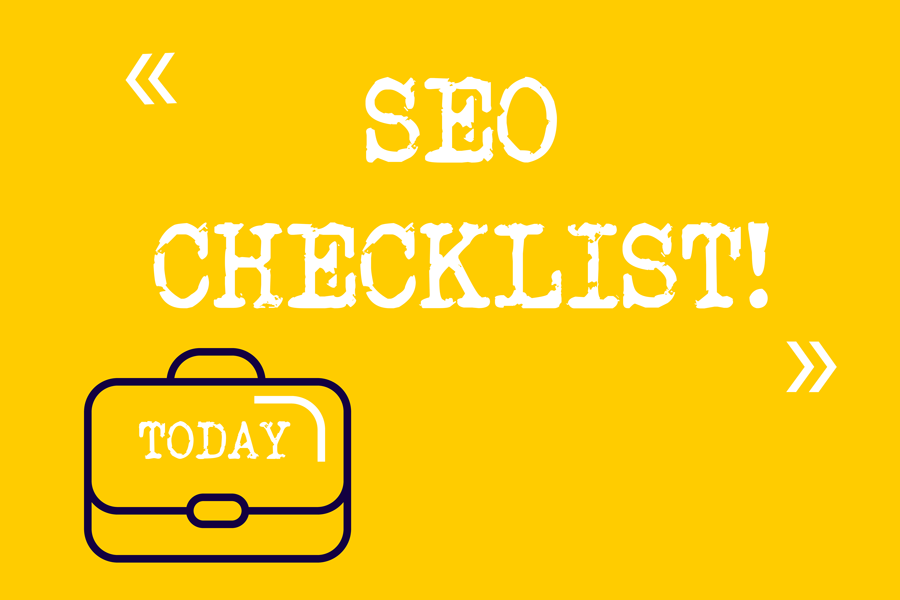 Beginner's Checklist for Starting an SEO Agency