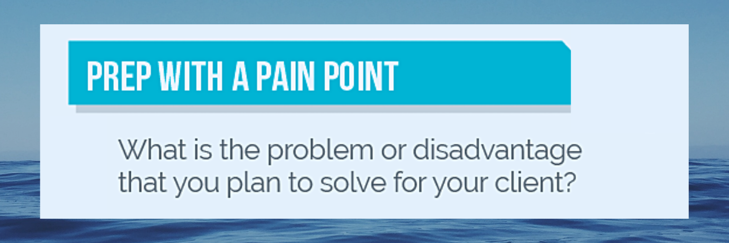 Find Clients Pain Points