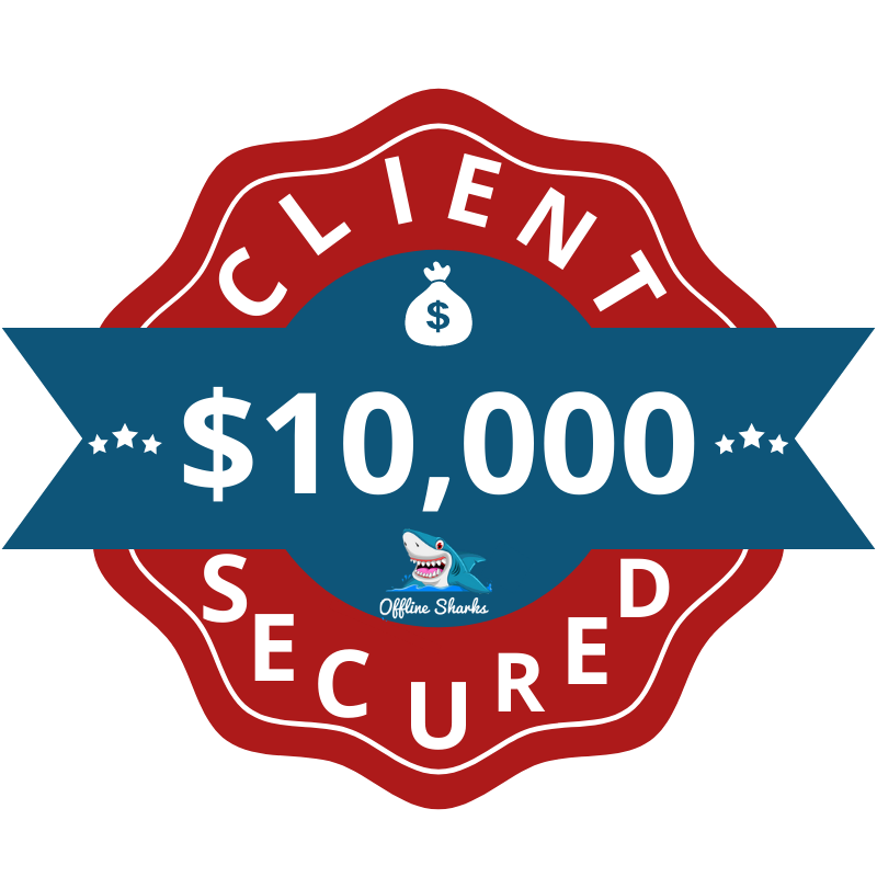 $10,000 Client Secured