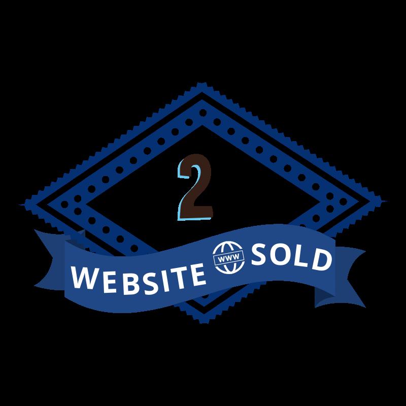 2nd Website Sold