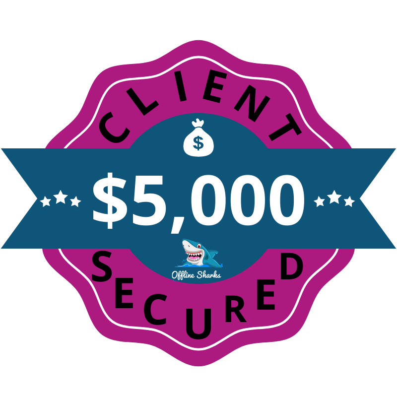 $5,000 Client Secured