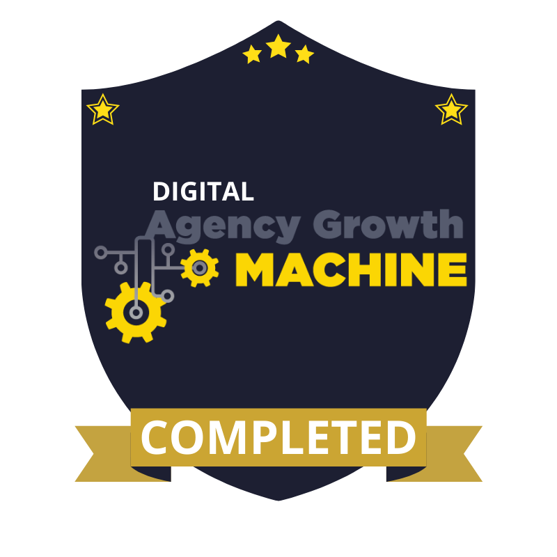 Agency Growth Machine Completed