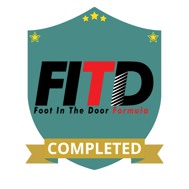 FITD Formula Completed