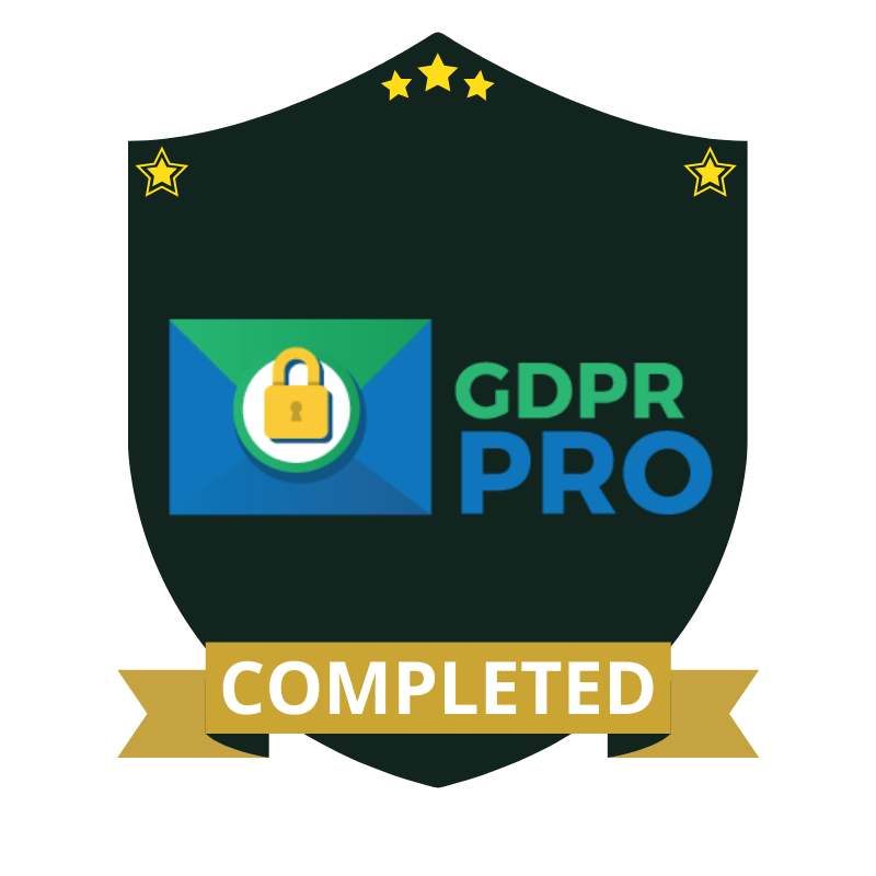 GDPR Pro Completed