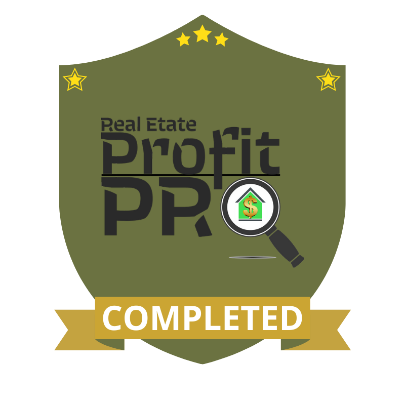Real Estate Profit Pro Completed