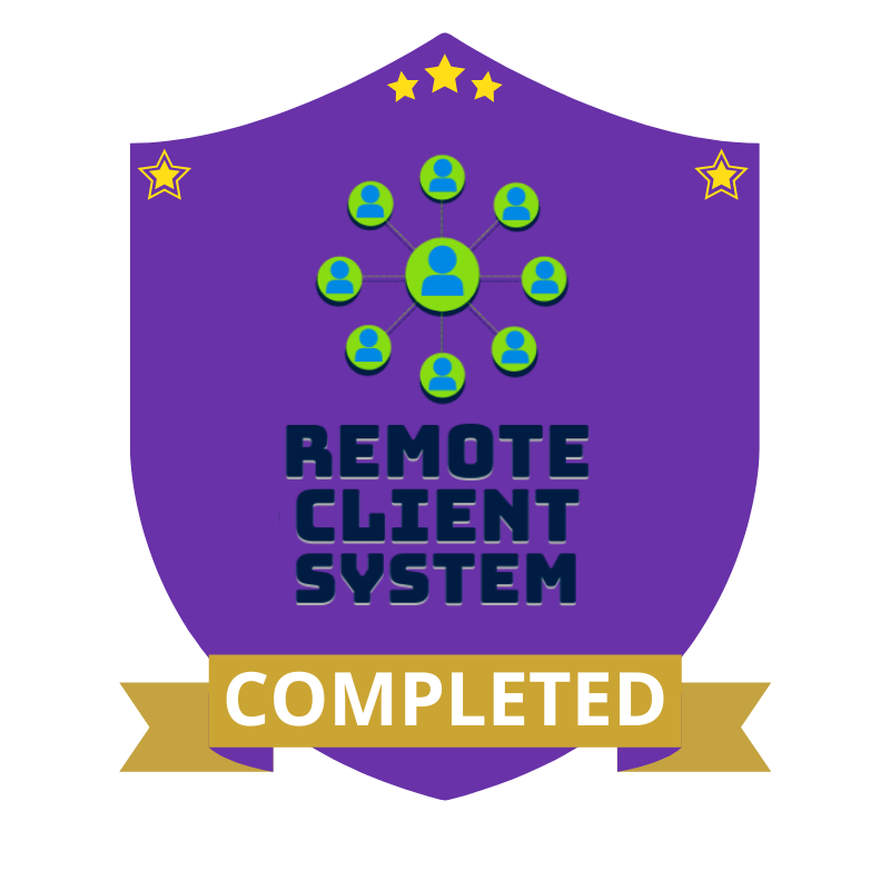 Remote Client System Completed
