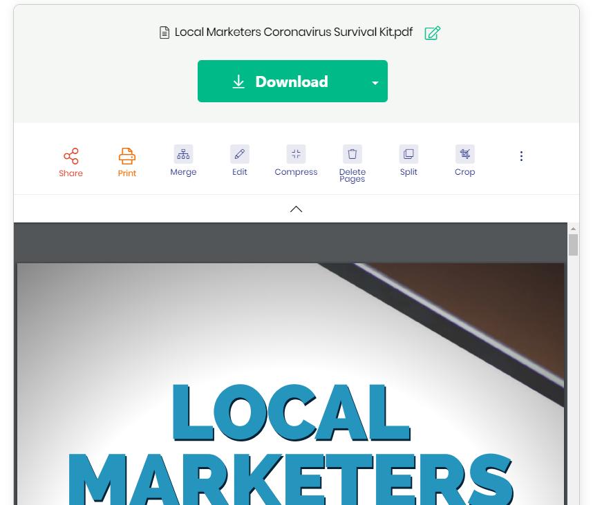 Free PDF Editing Tools Sedja Download