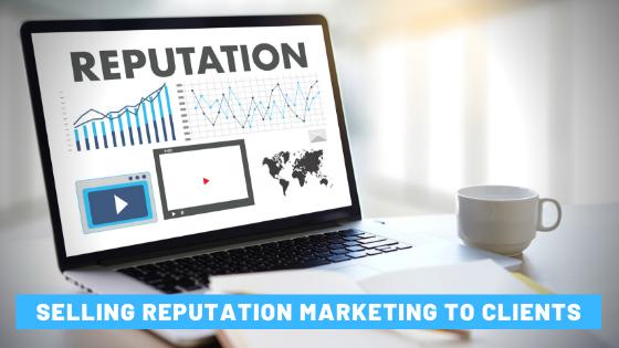 Selling Reputation Marketing Offline Sharks