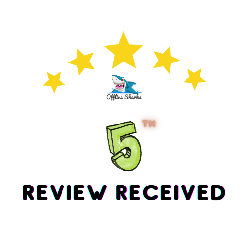 5th Review Received