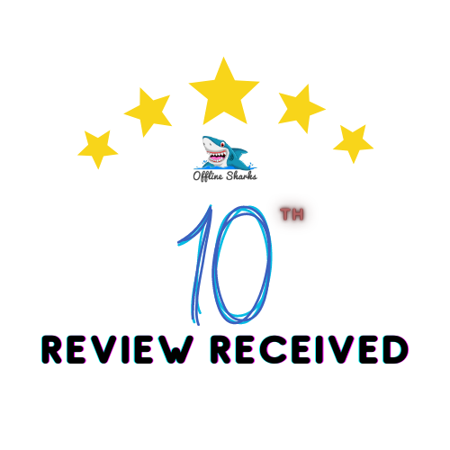 10th Review Received
