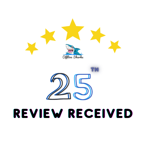 25th Review Received