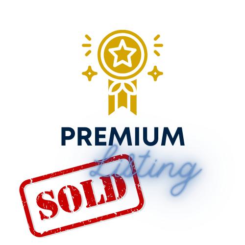 Premium Listing Sold