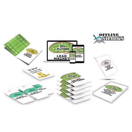 Email Prospecting Blitz marketing pack