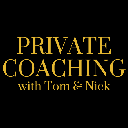 Private Coaching Product Image