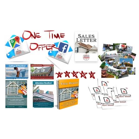 roofer roundup marketing bundle