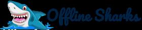 Offline Sharks Website Logo 7